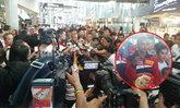 """""""อำนาจ""""หอบแชมป์กลับไทย-ฝันอยากไปสหรัฐฯ-ท้า""""ซู ซิ หมิง""""ชกล้างตา +คลิป"""