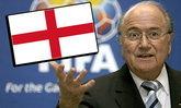 """""""อังกฤษ""""ไม่ยื่นจัดบอลโลก ถ้า""""แบล๊ตเตอร์""""นั่งปธ.ฟีฟ่า"""