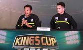 """แข้งไทยพร้อมลุยไม่กลัวสเกาต์คู่แข่ง, ซีเรียระแวงกองหน้า """"ช้างศึก"""" ไทยรัฐทีวีถ่ายสดทั้ง 2 คู่"""