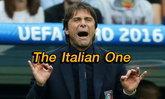 """อันโตนิโอ คอนเต้  """"The Italian One"""""""