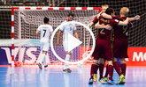 คลิป! อิหร่าน VS. รัสเซีย ศึกฟุตซอลชิงแชมป์โลก 2016