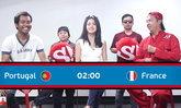 """คลิป """"สนุกยูโร 2016"""" วิเคราะห์บอลสไตล์ """"โทนคุง"""" คู่ชิงชนะเลิศ โปรตุเกส vs ฝรั่งเศส"""