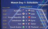 คอมเม้นท์แฟนบอลเอเชียก่อนคัดบอลโลก รอบ 12 ทีมสุดท้ายเอเชีย วันนี้!!