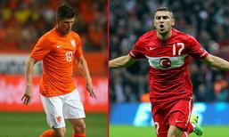 """วิเคราะห์ฟุตบอลยูโร 2016 รอบคัดเลือก """"เนเธอร์แลนด์ - ตุรกี"""""""