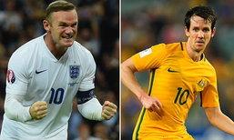 """วิเคราะห์ฟุตบอลอุ่นเครื่องทีมชาติ """"อังกฤษ - ออสเตรเลีย"""""""