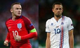 """วิเคราะห์ฟุตบอลยูโร 2016 รอบ 16 ทีมสุดท้าย """"อังกฤษ - ไอซ์แลนด์"""""""