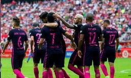 บาร์ซ่า บุกยำ กิฆอน 5-0 ลา ลีกา สเปน