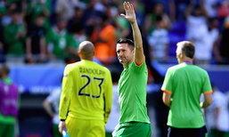 คีน ประกาศเลิกเล่นทีมชาติไอร์แลนด์วัย 36 ปี