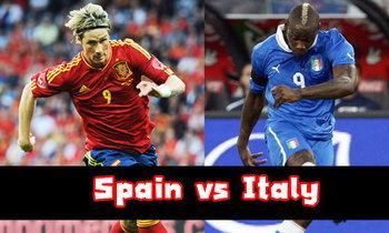 วิเคราะห์บอลยูโร 2012 สเปน – อิตาลี