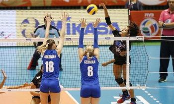 ระบายแค้น! สาวไทยตบคาซัคฯกระจุย 3-0 ยังมีลุ้นตั๋วลุยริโอฯ