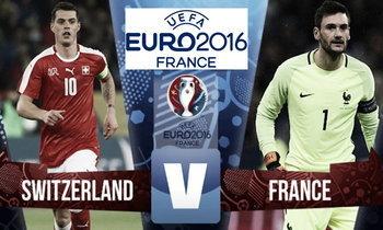 """วิเคราะห์ฟุตบอลยูโร 2016 กลุ่มเอ """"สวิตเซอร์แลนด์ - ฝรั่งเศส"""""""
