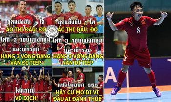 """คอมเม้นท์ """"เวียดนาม"""" หลังเข้ารอบ 16 ทีมฟุตซอลโลกเป็นครั้งแรกในประวัติศาสตร์"""