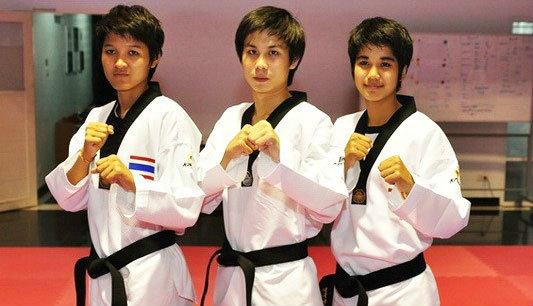 โค้งสุดท้ายของนักเทควันโดไทย