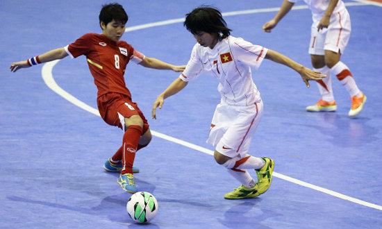 ประมวลภาพการแข่งขันฟุตซอลหญิงและยูโดซีเกมส์ครั้งที่27