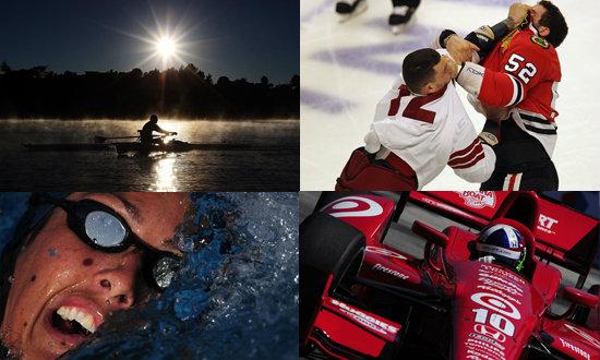 ภาพกีฬาสุดสวยประจำปี 2013