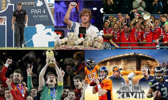 10 เกมกีฬาเงินรางวัลสูงสุดของโลก