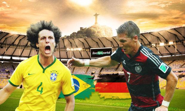 """วิเคราะห์ฟุตบอลโลก """"บราซิล-เยอรมนี"""""""