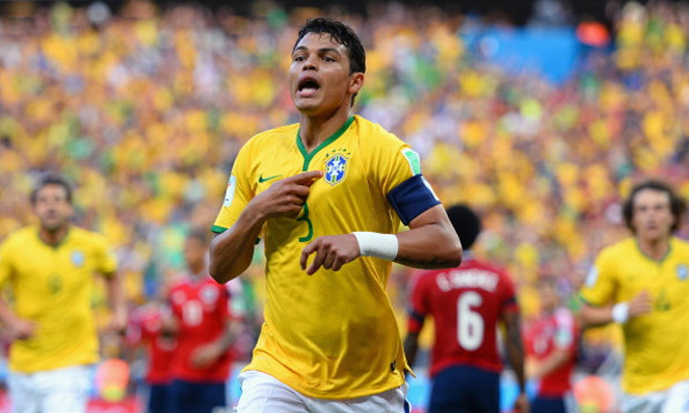 ตามคาด! ′บราซิล′ แห้ว ′ฟีฟ่า′ ยันไม่ยกเลิกใบเหลือง ′ติอาโก้ ซิลวา′