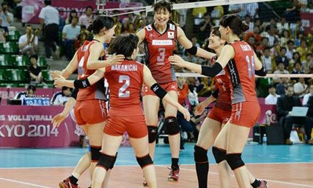 ญี่ปุ่นซิวชัย 4 นัดรวด วัดแชมป์ WGPกับ บราซิล