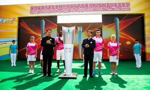 จีน เจ้าเหรียญทองยูธโอลิมปิก2014 ไทยคว้าอันดับ 18