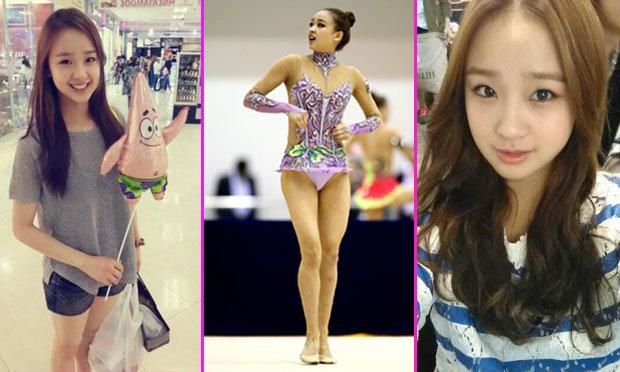 """น่ารักอ่ะ! สื่อเกาหลีชู """"ซอน ยอน แจ"""" เป็นนักกีฬาสุดฮอตใน """"อินชอนเกมส์"""""""
