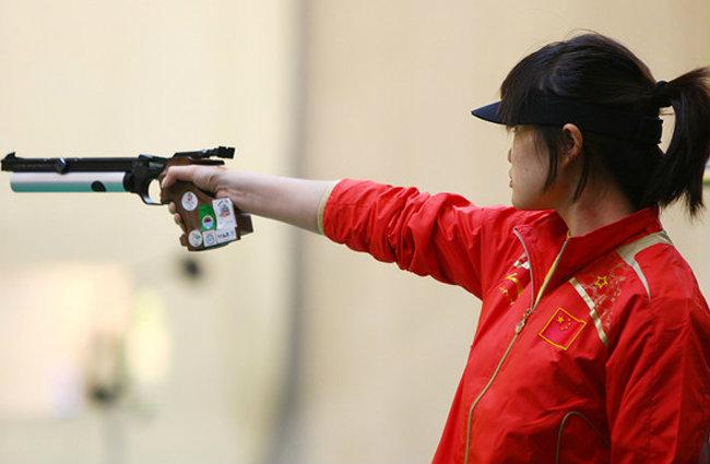 ทีมแม่นปืนจีน ประเดิมคว้าทองแรกเอเชียนเกมส์ ทีมไทยจบอันดับ 7