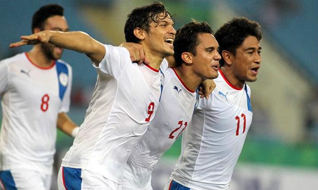 ปินส์ยำอิเหนา 4-0 ,เวียดนามถล่มลาว 3-0 ซูซูกิคัพ +คลิป