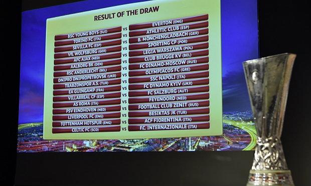 ไก่ดวลฟิออฯ-หงส์แดงบู๊เบซิกตัสยูโรปา32ทีม