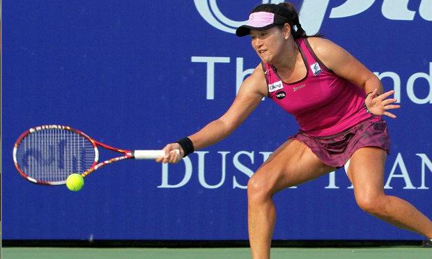 ′แทมมี่-ลัก-อีฟ′ กอดคอร่วงหญิงเดี่ยวเทนนิสพัทยา (ชมคลิป)