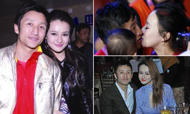 """""""เหยิน หยิงหยิง"""" ภรรยา """"ซู ชิหมิง"""" จากผู้ประกาศข่าวสู่คู่ชีวิตซุปตาร์มวยจีน"""