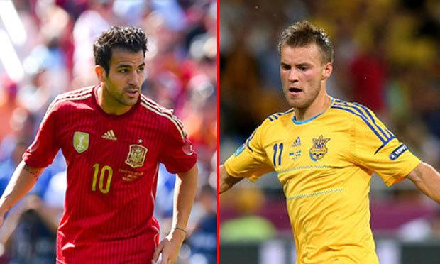 """วิเคราะห์ฟุตบอลยูโร 2016 รอบคัดเลือก """"สเปน - ยูเครน"""""""