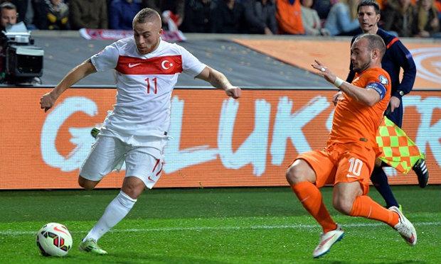 ฮอลแลนด์ เปิดบ้าน ไล่เจ๊า ตุรกี หืดจับ1-1