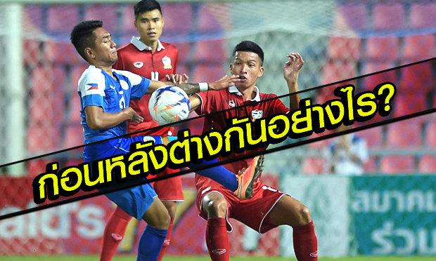 คอมเม้นแฟนบอลฟิลิปปินส์ หลังถูกไทยไล่ถล่ม