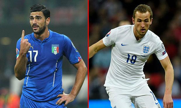 """วิเคราะห์ฟุตบอลกระชับมิตร """"อิตาลี – อังกฤษ"""""""