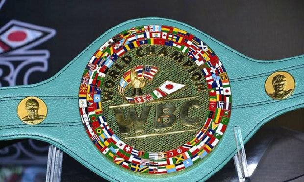 """เปิดตัวเข็มขัดแชมป์ """"ฟลอยด์-ปาเกียว"""" มูลค่า 32 ล้านบาท!!"""