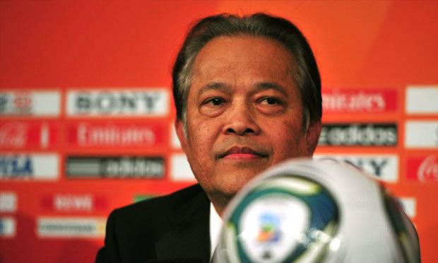 """""""บังยี"""" หลุด FIFA EXCO ในรอบ 18 ปีรับตำแหน่งสมาชิกกิตติมศักดิ์แทน"""