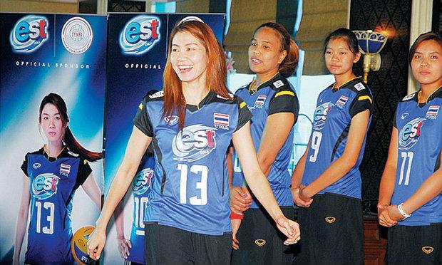 นัดแรกสำคัญ′วอลเลย์สาวไทย′เล็งชนะทุกนัด เวิลด์กรังด์ปรีซ์ สนามแรก