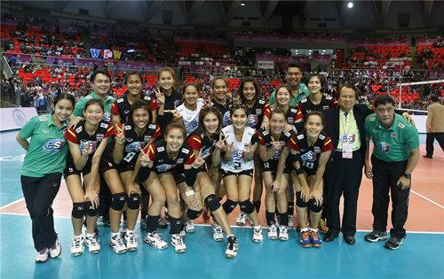 ปิดแมตซ์แบบประทับใจ นักวอลเล่ย์บอลหญิงทีมไทย ผลสรุปคือไม่ได้ไปแข่งรอบ Final WGP 2015