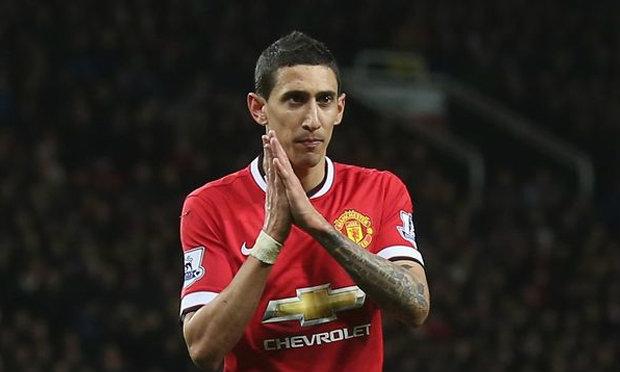 "My Manchester United ที่ไม่มี ""ดิ มาเรีย"""