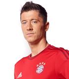โรเบิร์ต เลวานดอฟสกี้ (Bundesliga 2015-2016)
