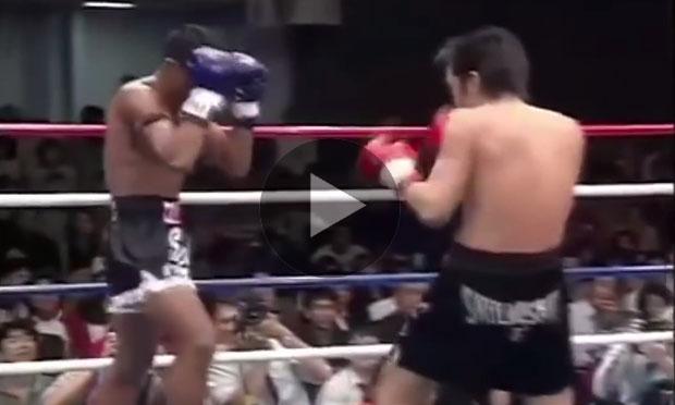 ญี่ปุ่นเคยน็อกคนไทยมา ห้าวอยากเจอระดับแชมป์ ผลคือแทบเลิกชกมวย! (คลิป)