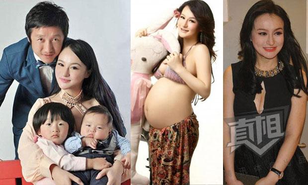 """จำเขาได้มั๊ย? """"ซู ชิหมิง"""" กับครอบครัว-เมียสุดเอ็กซ์, ลูกสุดน่ารัก (อัลบั้ม)"""
