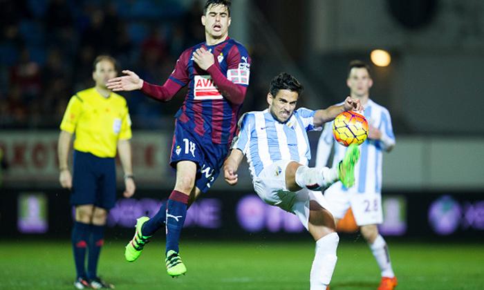 มาลากา เปิดรังชนะเคตาเฟ่ 3-0 ลาลีกา สเปน