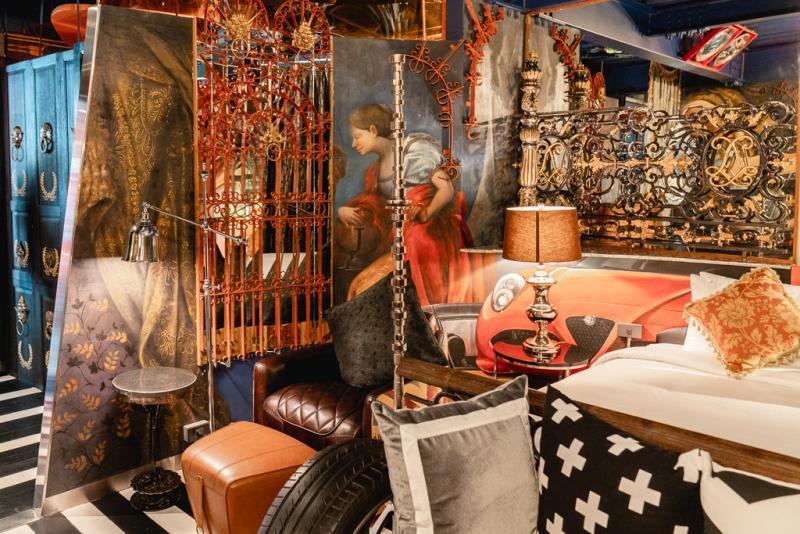 ชวนสายอาร์ตไปเช็คอินที่ MeStyle Garage บูทีคโฮเทลที่เต็มไปด้วยงานศิลปะ