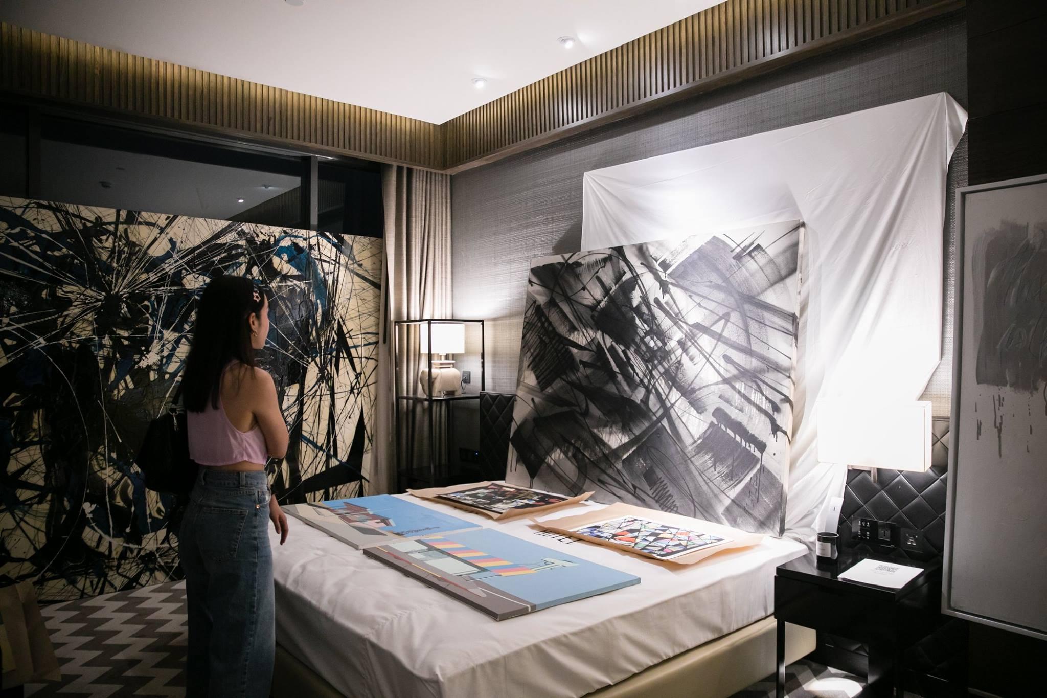 กลับมาแล้ว Hotel Art Fair Bangkok 2019 งานศิลปะที่จะเปลี่ยนห้องของโรงแรมให้กลายเป็นอาร์ตสเปซ