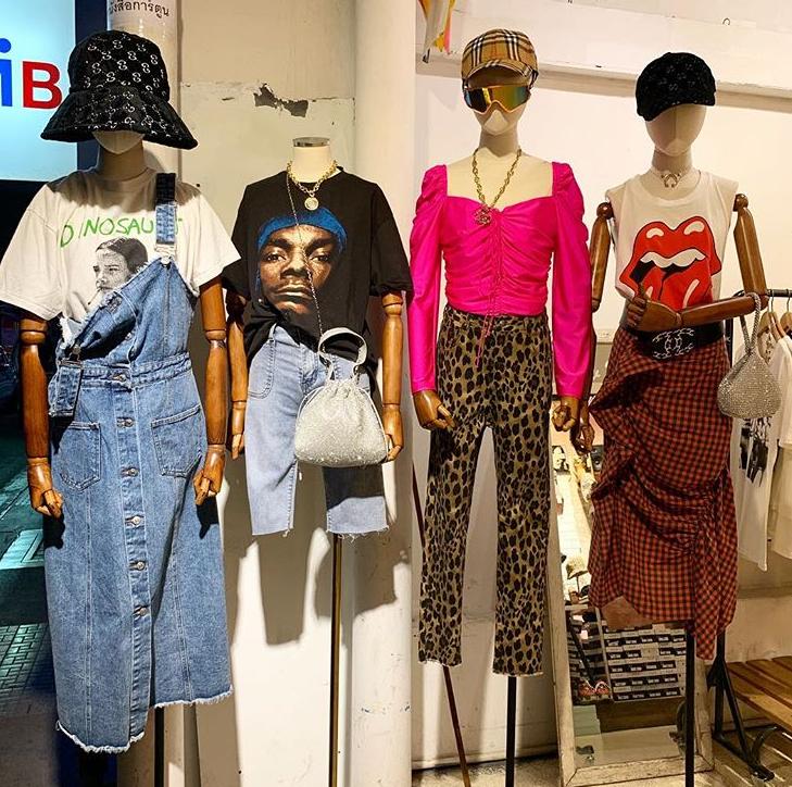 ห้ามพลาด 5 ร้านเสื้อผ้าสุดชิคเอาใจสายฮิปสเตอร์รอบ สยามสแควร์