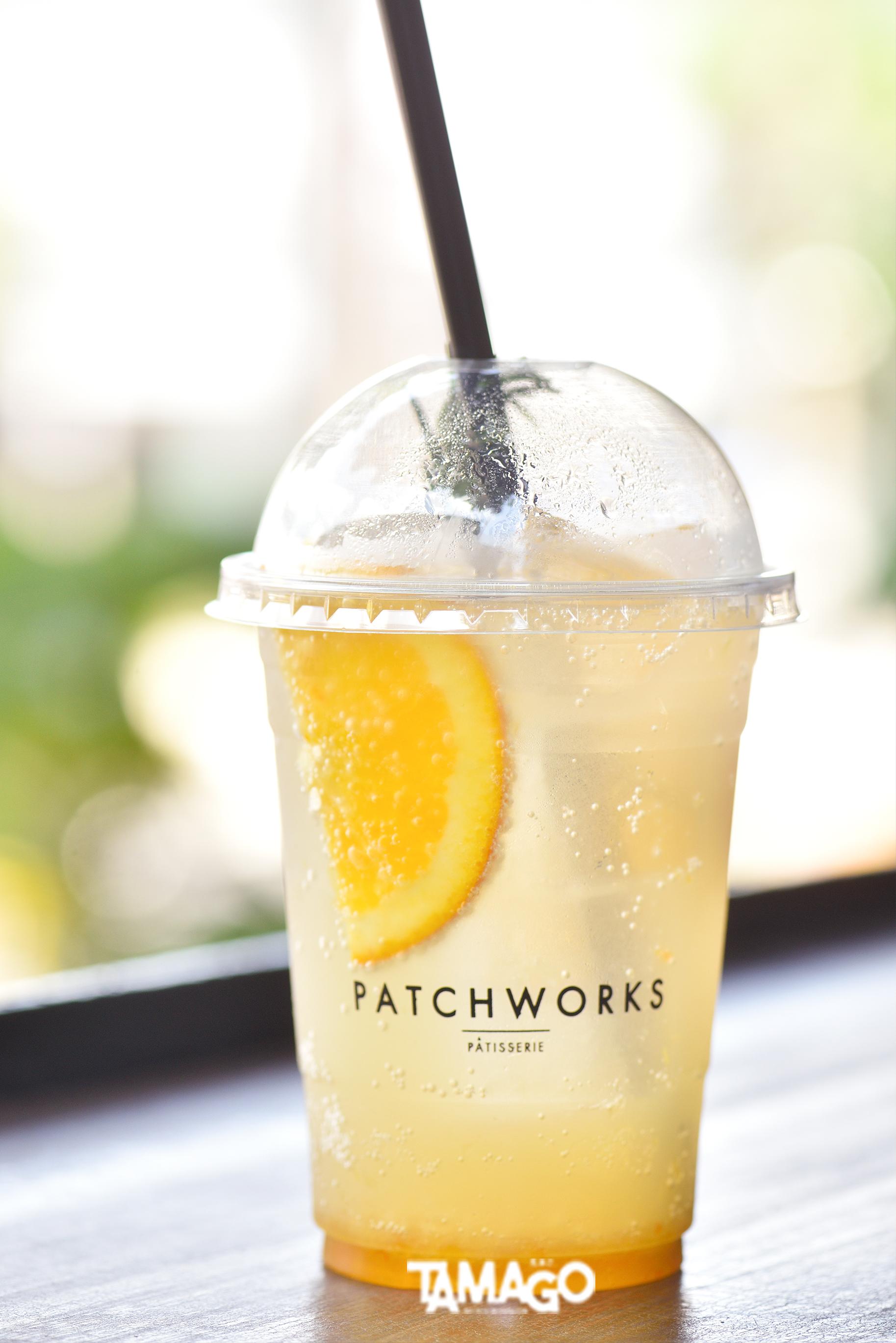 Patchworks คาเฟ่แห่งวงการคนชอบขนมหวานตัวแม่