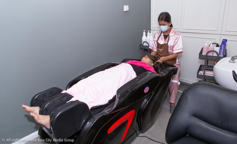 Sleep Salon สาขาใหม่เอาใจชาวเลียบด่วน กับสปาเจลลี่เด้งดึ๋งและคอร์สนวดหัว 1 ชั่วโมงบนเตียงนวดไฮเทค