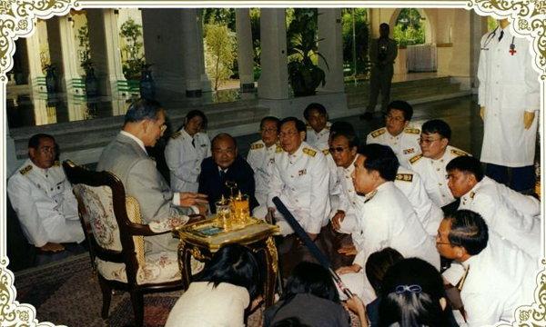 พระราชดำรัสในงานพระราชพิธี เฉลิมพระชนมพรรษา 5 ธันวาคม 2521